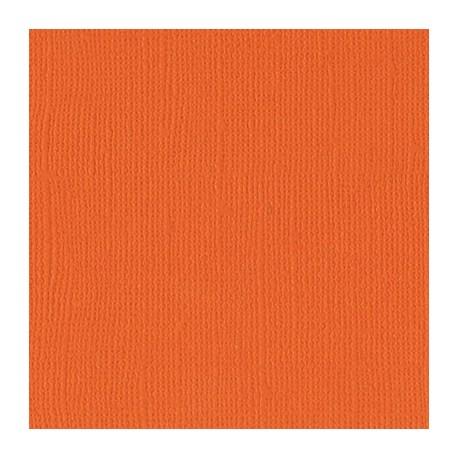 Florence teksturni papir 30x30cm 216g. Mandarin