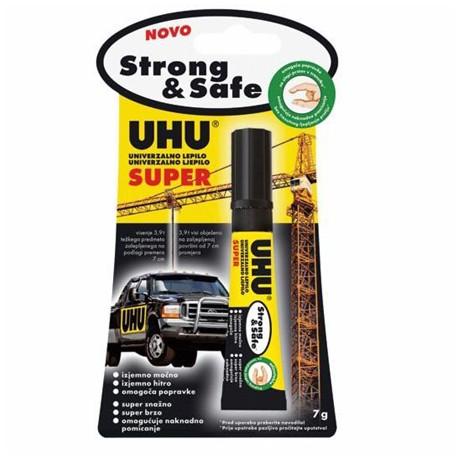 UHU Alleskleber Strong & Safe 7g.