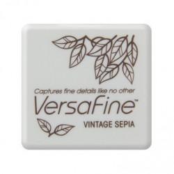 VersaFine blazinica 33 x 33mm, Vintage Sepia
