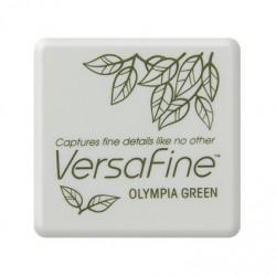 VersaFine blazinica 33 x 33mm, Olimpia green