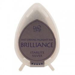 Brilliance Dew Drops blazinica, Starlite silver