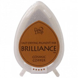Brilliance Dew Drops blazinica, Cosmic Copper