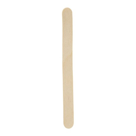 Lesene palčke za lučke 11cm, 72 kosov
