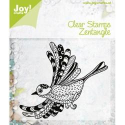 Štampiljka Joy Crafts Zentangle Ptica 95 x 70mm