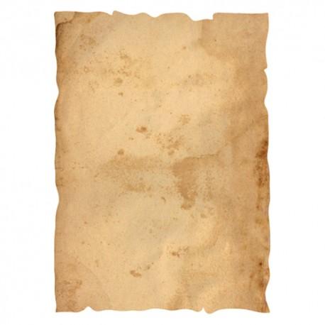 Umetniški dokument papir Rumena A4 180g.
