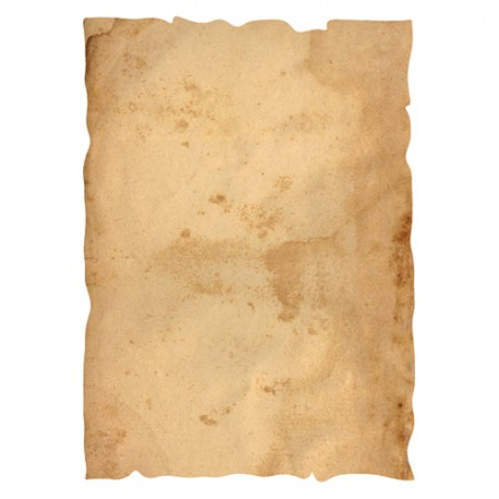 Umetniški dokument papir Rumena A3 180g.