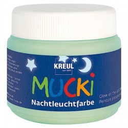 Mucki Glow in the Dark Svetleča v temi 150ml