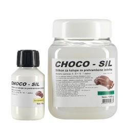 Choco sil Silikonski kavčuk 1000g + 100g