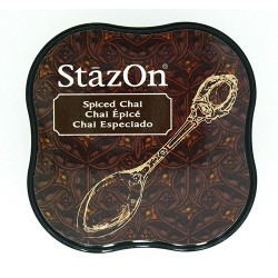 Stazon Midi blazinica za štampiljke 45 Spice Chai