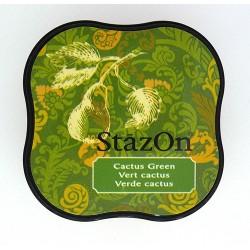 Stazon Midi blazinica za štampiljke 52 Cactus green