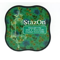 Stazon Midi blazinica za štampiljke 54 Emerald City