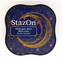 Stazon Midi blazinica za štampiljke 62 Midnight blue