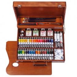 Van Gogh olje Superior lesena škatla 65