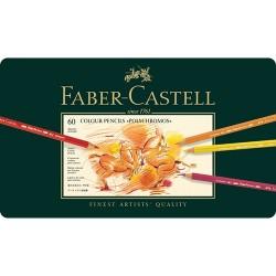 Barvni svinčniki Polychromos Faber Castell set 60