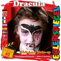Komplet barv za poslikavo obraza Drakula