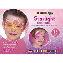 Komplet barv za poslikavo obraza Zvezde