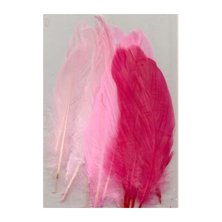Perje Pink 3x5 kosov, 15 kos