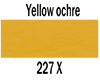 Ecoline tekoči akvarel tuš 30ml 227 Yellow ocher (art. 11252271)