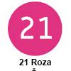 Pigma micron čopič, 21 Roza (art. XSDK-BR21)