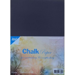 Chalk Papir A4 250g, 25 listov