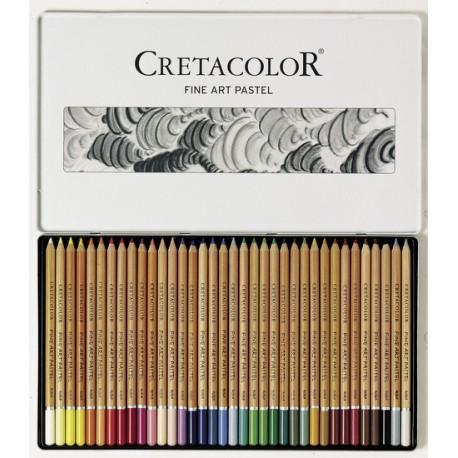 Pastelne barvice Cretacolor set 36