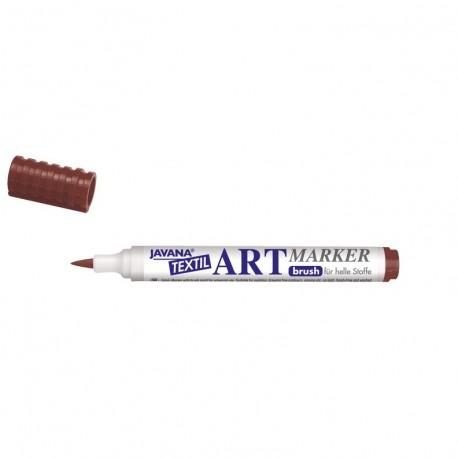 (90608_KREUL_Artmarker_Braun_RGB-me.jpg) Javana Artmarker za svetle tkanine