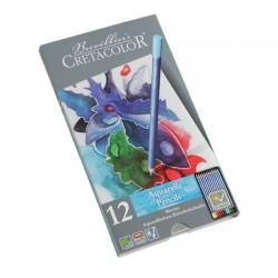 Cretacolor Marino akvarelne barvice set 12