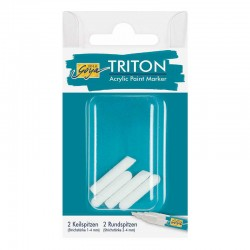 Rezervne konice za Triton akrilne markerje