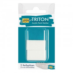Rezervne konice za Triton akrilne markerje 15mm