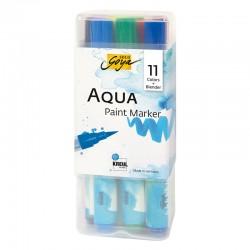 Triton Aqua paint markerji Powerpack