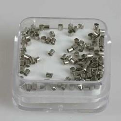 Štoparji 1,5 x 1,5mm, srebrne b.