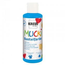Mucki Craft kreativne barve za otroke 80ml