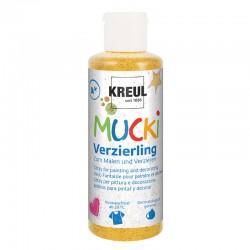 Mucki Glitzy Glitter barva za otroke 80ml
