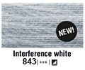 Van Gogh akvarelna b. pan 843 Interference white