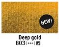 Van Gogh akvarel tuba 803 Deep gold 10ml