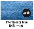 Van Gogh akvarel tuba 846 Interference blue 10ml