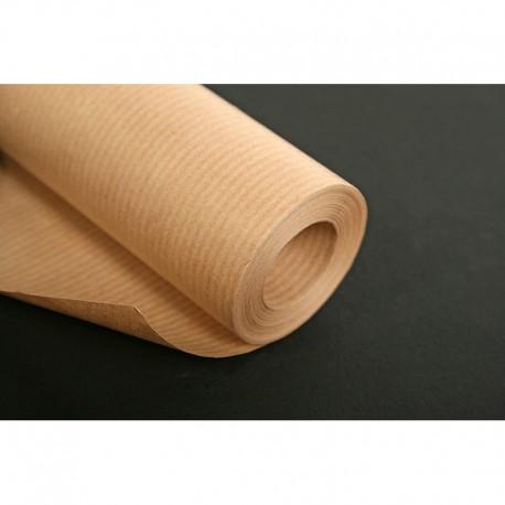 Papir v roli Rjava Kraft 60g. 10 x 1m