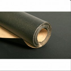 Papir v roli Črn Kraft 60g. 10 x 1m