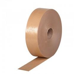 Lepljiv papirni trak Kraft rjava 60g. 200m x 4cm