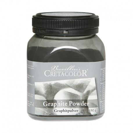 Cretacolor grafitni prah 150g.