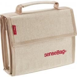 SenseBag platnena torbica za Copic markerje Natur set 36