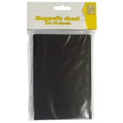 Magnetni list za shranjevanje nožev A6, 0.3mm 10 kosov