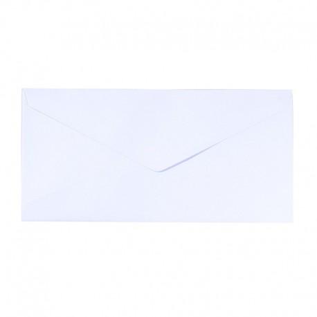 Kuverte 11.5 x 22.5mm, Bele 25 kosov