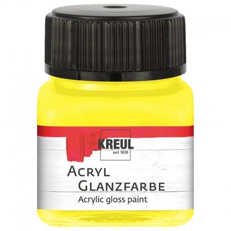 Acrylglanzlak univerzalna barva 20ml