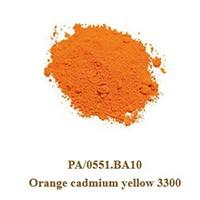 Pigment Orange cadmium yellow 3300 100g.