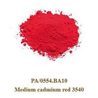 Pigment Medium cadmium red 3540 100g.