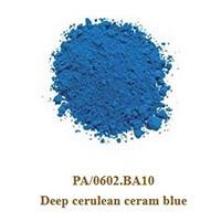 Pigment Deep cerulean ceram blue 100g.