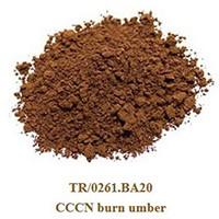 Pigment CCCN burnt umber 100g.