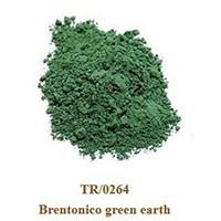 Pigment Brentonico green earth 100g.