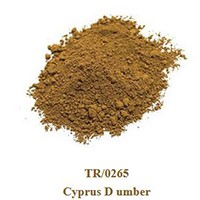 Pigment Cyprus D umber 100g.